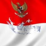 bendera indonesia - Donisaurus