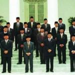 kabinet reformasi pembangunan- donisaurus