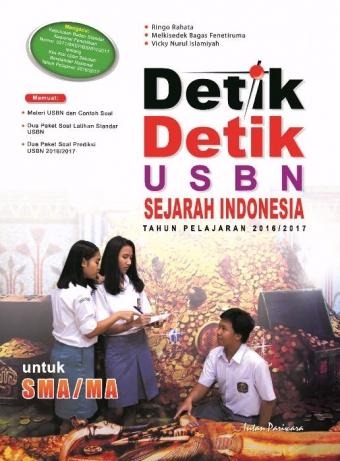 Usbn Sejarah Indonesia 2017 Donisaurus