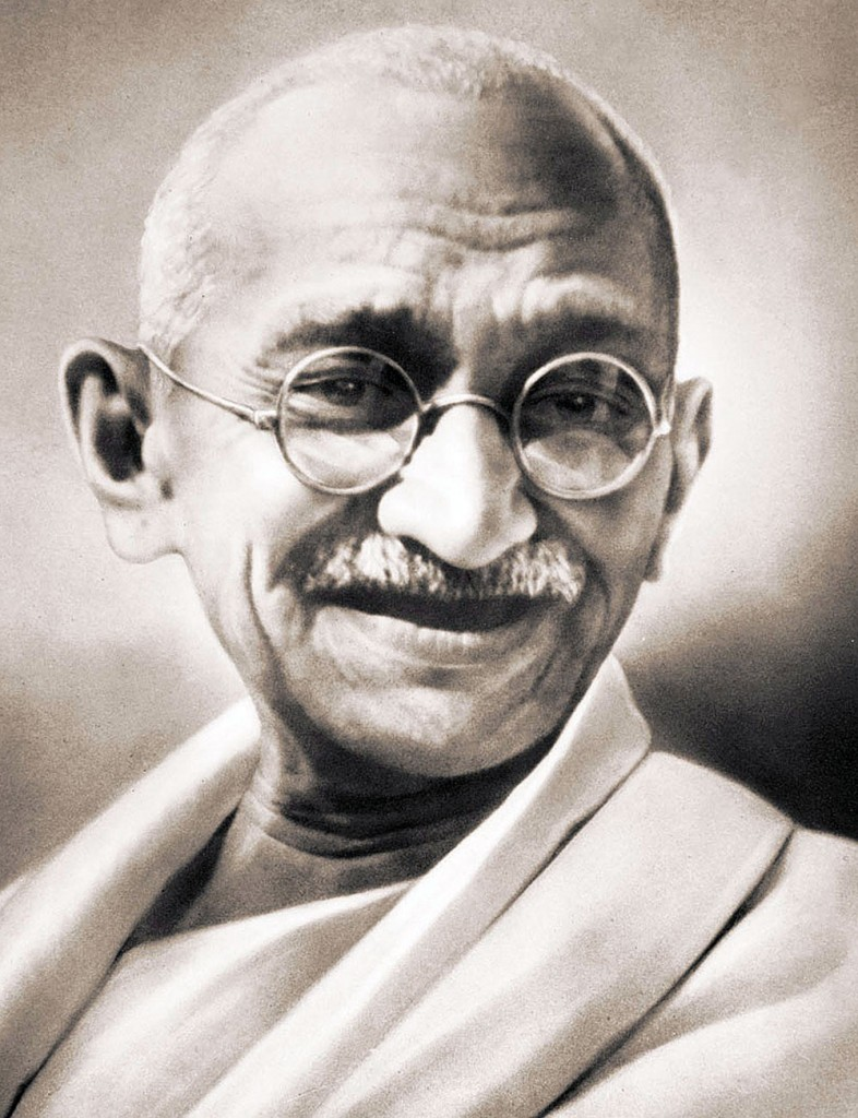 Pemimpin gerakan nasionalis India