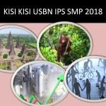 KISI KISI USBN IPS SMP 2018
