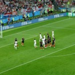 gol Inggris vs Kroasia
