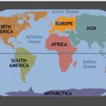pembagian benua di dunia