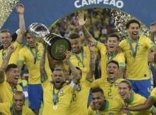 brasil juara copa amerika 2019
