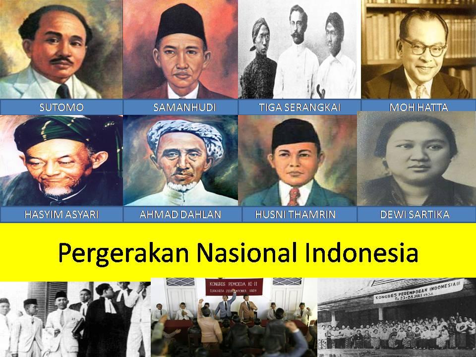 Pergerakan Nasional Indonesia