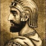 raja cyrus dari persia