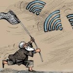 sulit mencari sinyal