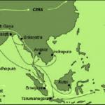 rute hindu budha ke indonesia