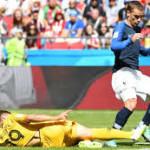 Perancis vs Australia