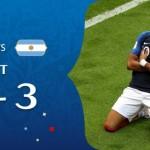 babak 16 besar perancis vs argentina