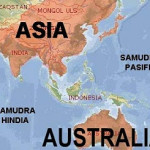 letak geografis dari Indonesia