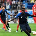 semifinal piala dunia gol umtiti